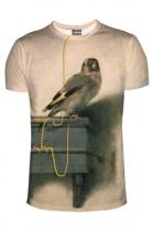 Szczygieł t-shirt, rozmiar M
