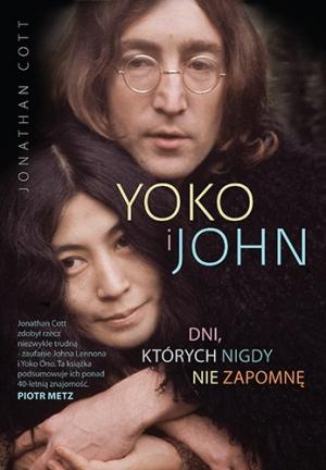 The Beatles Polska: Książka do posłuchania - Yoko i John. Dni,  których nigdy nie zapomnę.