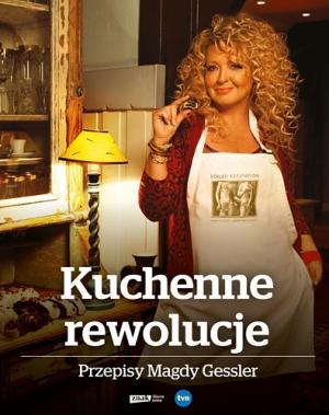 Kuchenne rewolucje. Przepisy Magdy Gessler