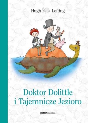 Doktor Dolittle i Tajemnicze Jezioro
