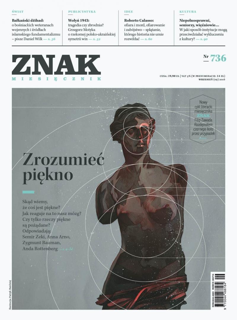 Miesięcznik ZNAK nr 736 wrzesień 2016