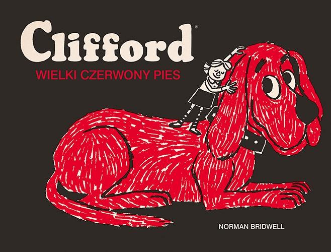 Clifford. Wielki czerwony pies