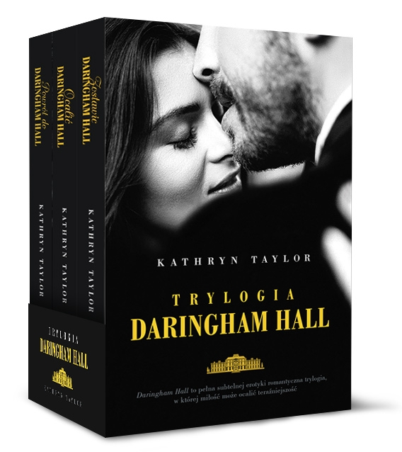 Pakiet Daringham Hall (tomy 1-3)